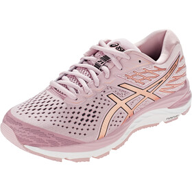 asics Gel-Cumulus 21 Shoes Women watershed rose/rose gold